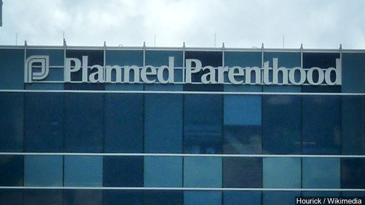 The Planned Parenthood administrative and medical facility in Houston.