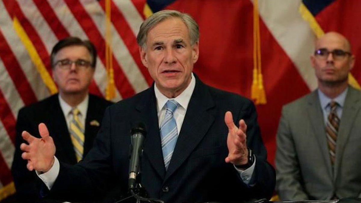 Texas Gov. Greg Abbott is closing the state's bars to prevent the spread of coronavirus.