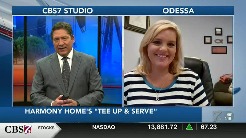 INTERVIEW: Harmony Home's Tee Up and Serve