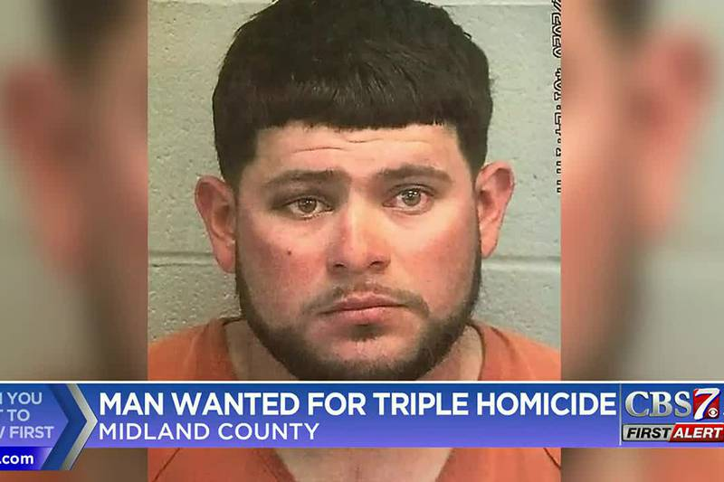 Victims identified in Midland County triple homicide