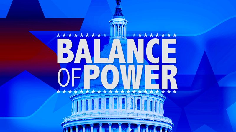 Republicans currently control the Senate and Democrats have the majority in the House.