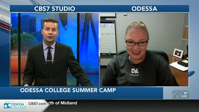INTERVIEW: Odessa College Summer Camp