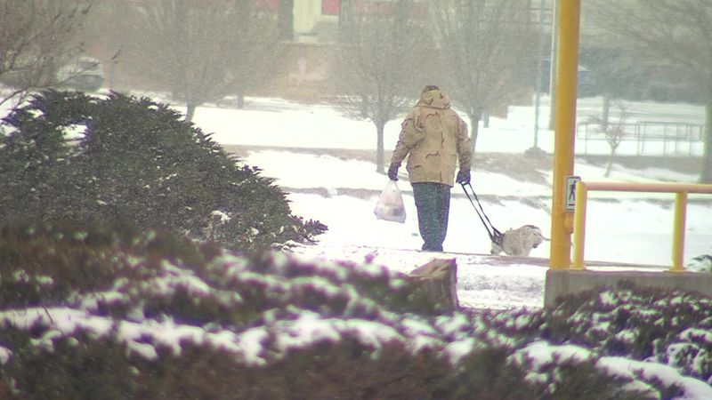 Freezing temperatures left many West Texans without power.