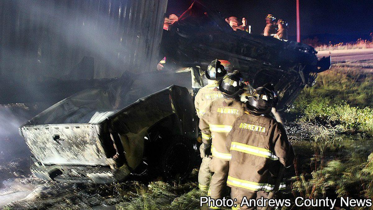 (Photo courtesy of Andrews County News)