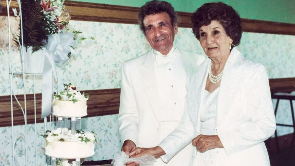 """Ralph Kohler says the secret to a long marriage is """"togetherness"""" and compromise. He had..."""