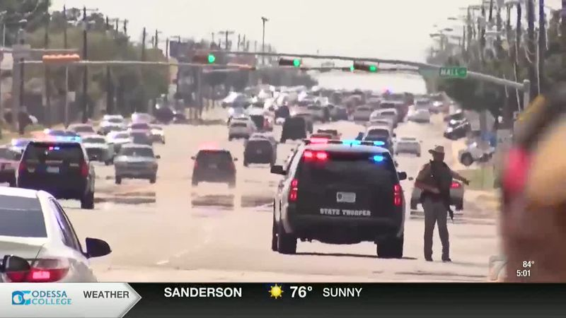 The alert will be linked to the AMBER alert system, so Texans are warned quickly if an active...