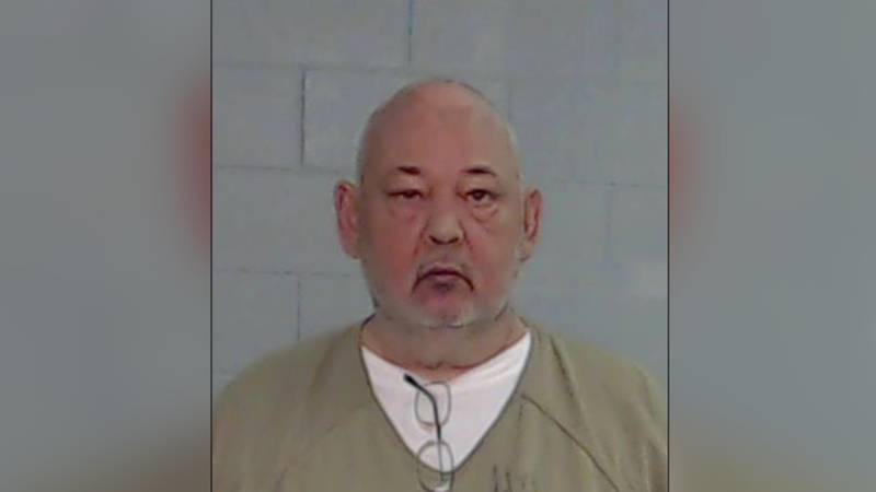 Billy Wayne Ludwigson is being held at the ECSO jail.