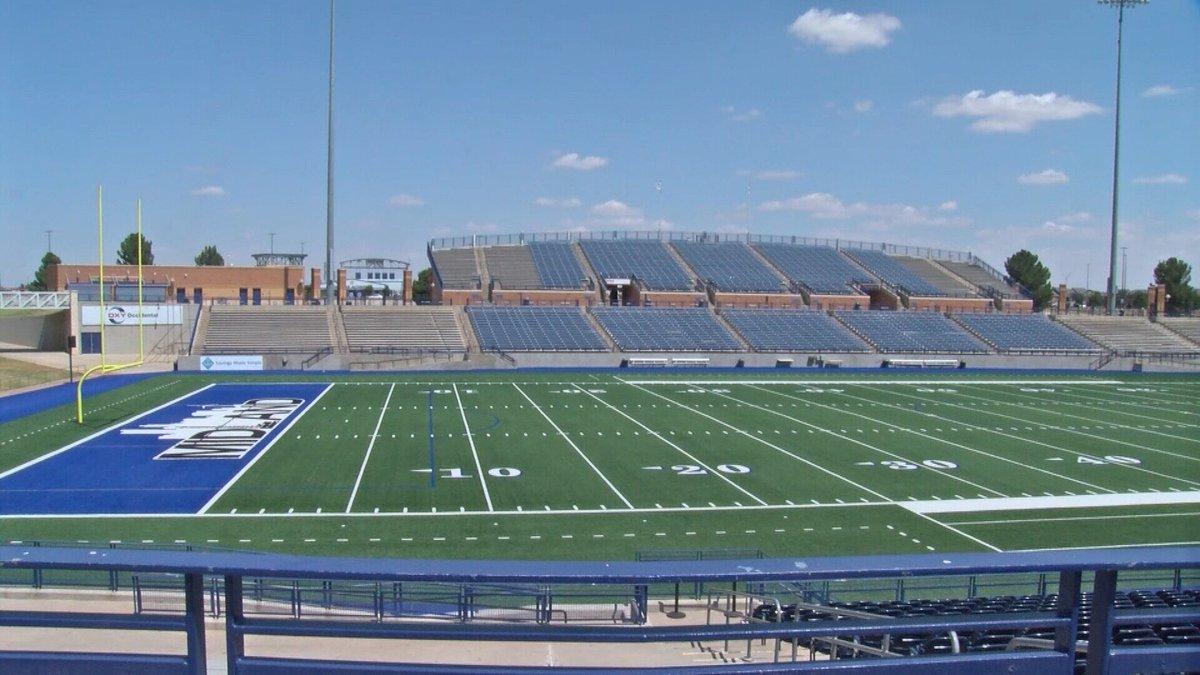 Grande Communications Stadium in Midland, TX