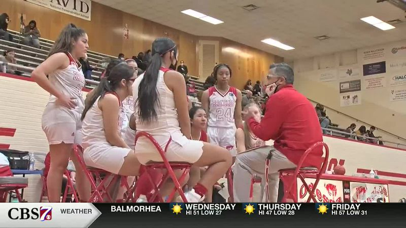 Odessa Girls Basketball