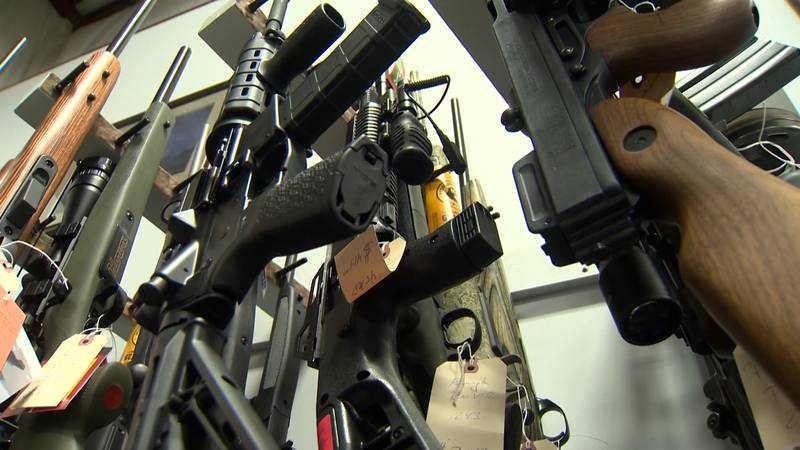 Gun law reforms face long odds in Congress