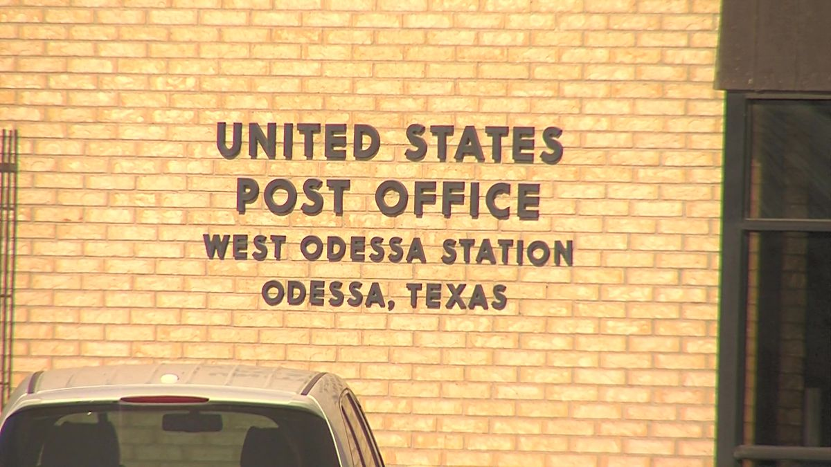 Deputies are investigating after a suspect broke into the West Odessa Post Office.