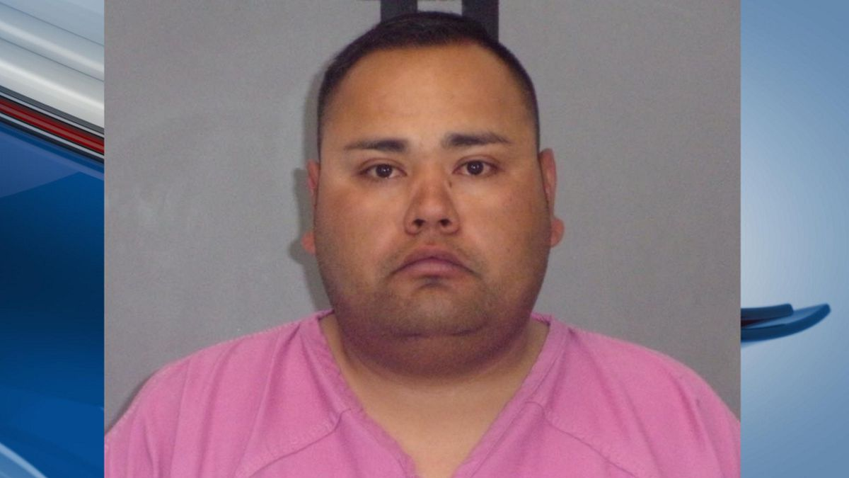 Luis Ontiveros, 30. (Photo: Alpine Police Department)