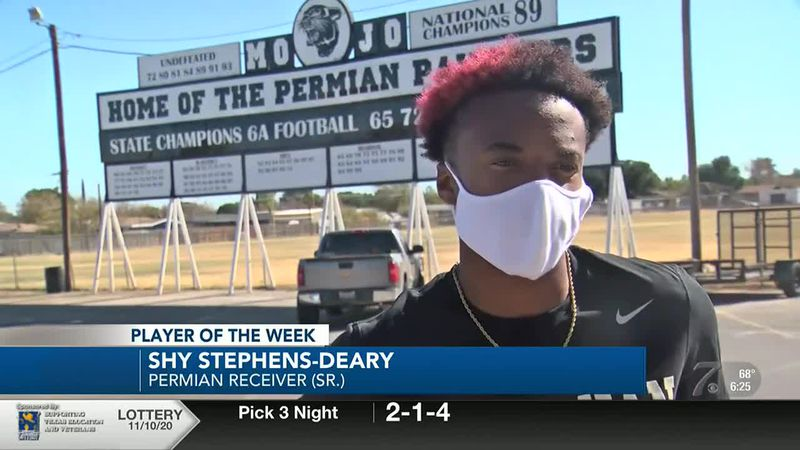CBS7 Player of the Week