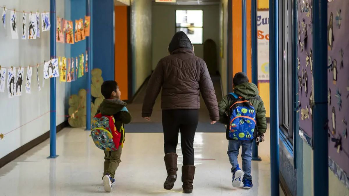 State education officials released guidance last Tuesday requiring districts to offer in-person instruction for five days a week to all parents who want it.