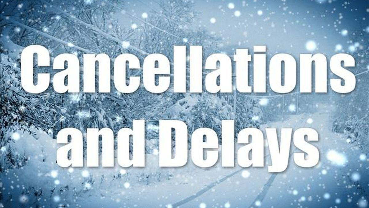 Closures and delays.