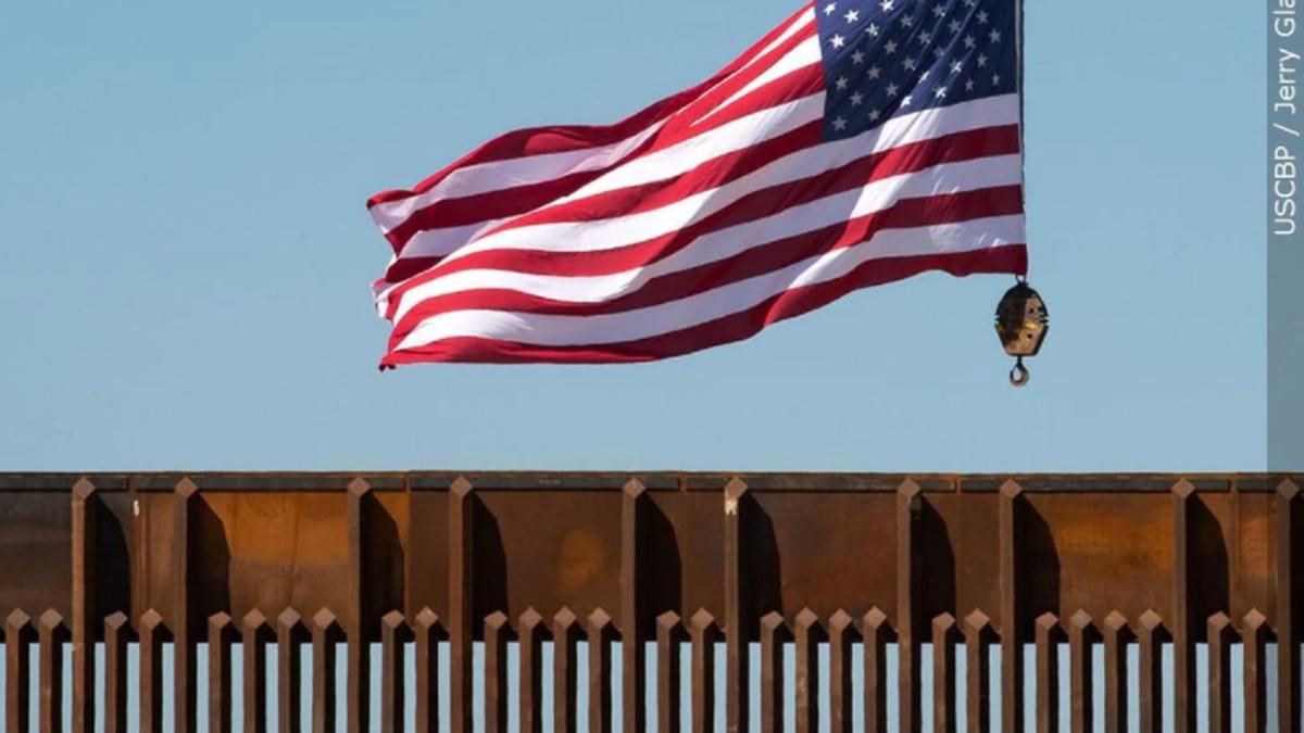 File Photo:  U.S.-Mexico border in South Texas