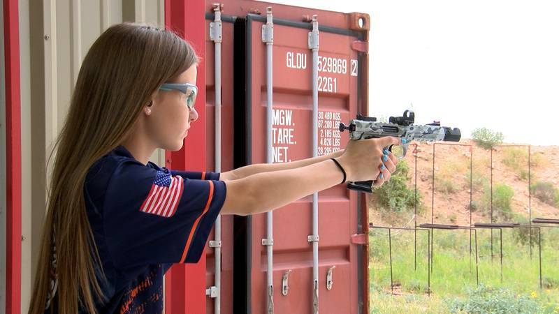 Permian Basin Young Guns is a relatively new youth shooting organization that's already...