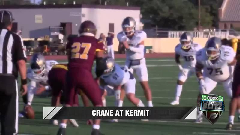 Crane v.s. Kermit