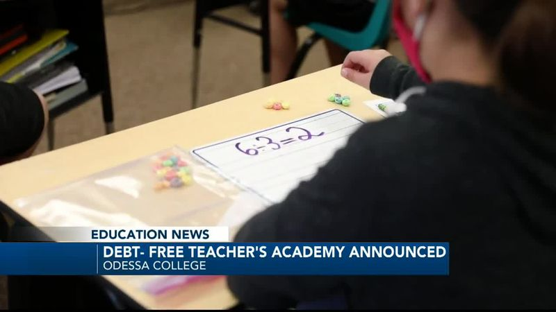 Andrew ISD fast-tracking students to become teachers