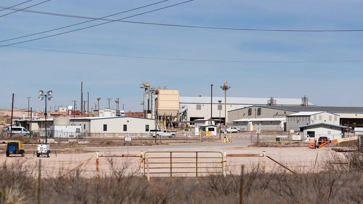 Waste Control Specialists has been disposing of the nation's low-level nuclear waste —...