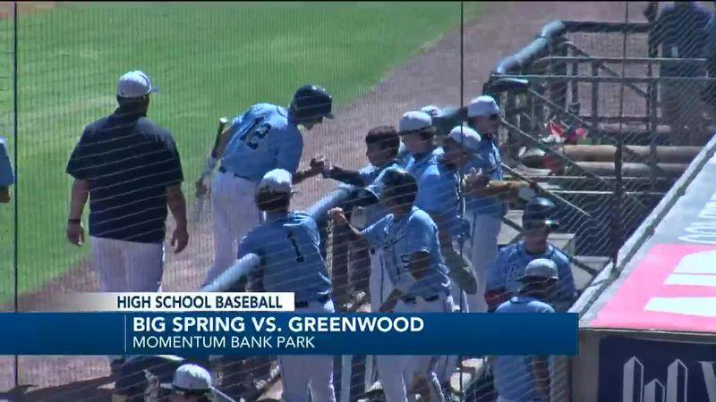 Greenwood baseball defeats Big Spring in West Texas Classic 8-7