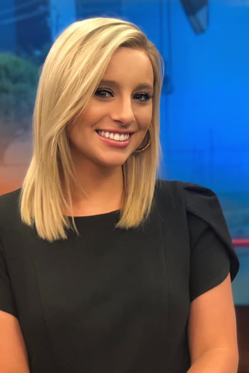 Headshot of Lauren Bostwick, Weekend Meteorologist