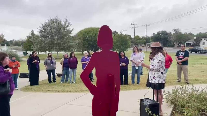 Midland Victims Coalition holds annual walkathon for domestic violence awareness