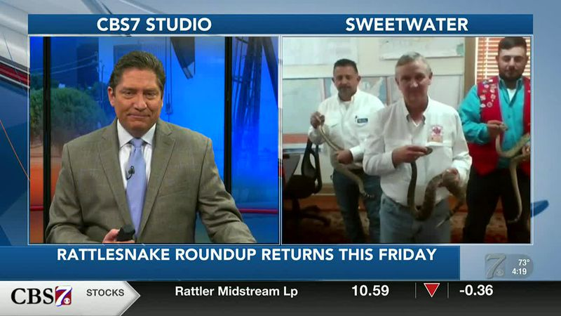 INTERVIEW: Rattlesnake Roundup returns this Friday