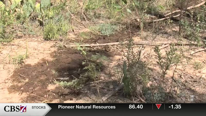 Residents north of Big Spring are concerned about a recent oil spill.