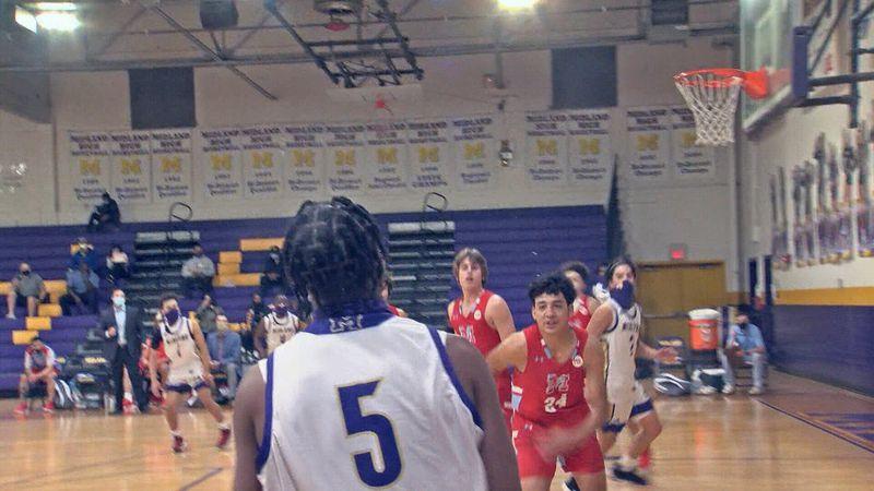 Midland Bulldogs basketball