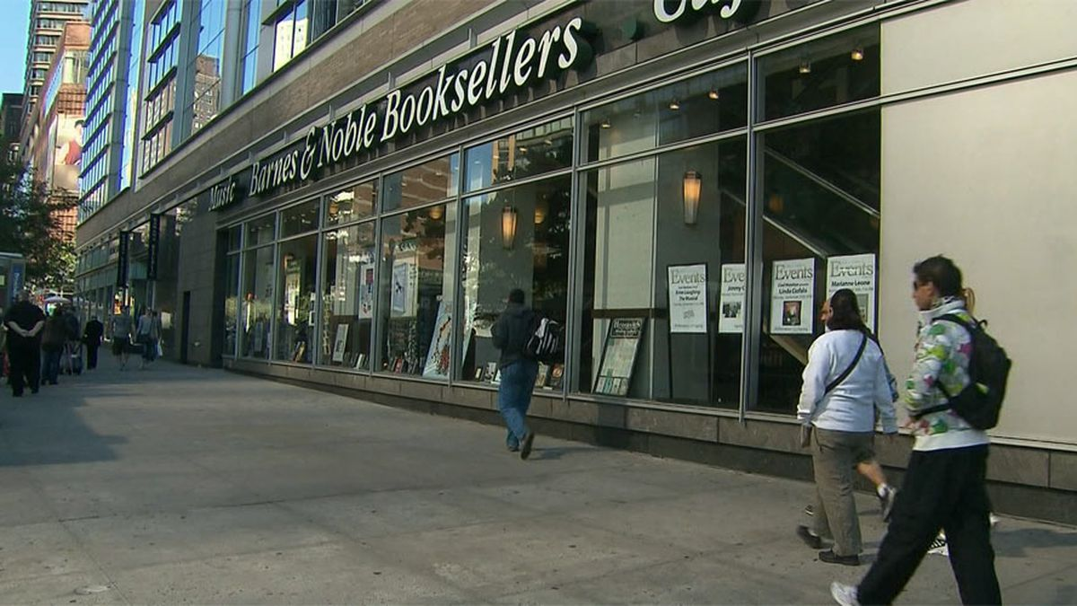Barnes and Noble said it suffered a massive cybersecurity attack that exposed customer information, including email addresses and other personal details.