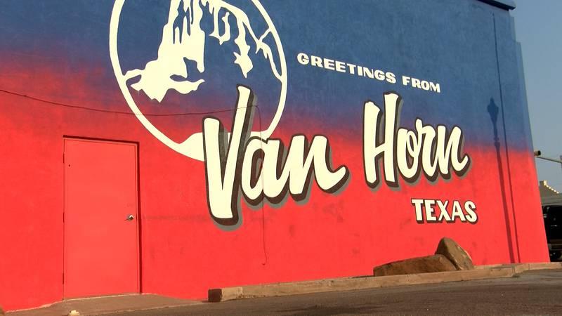 Van Horn, Texas.