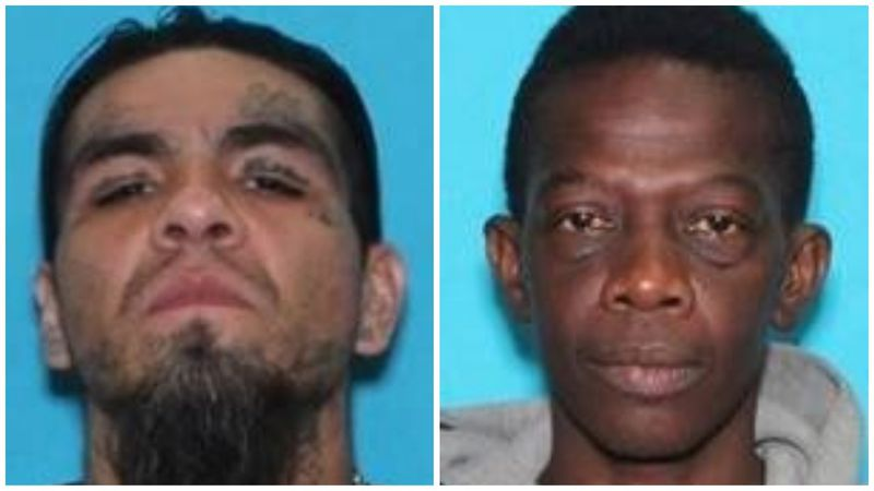 Marcus Lee Torres, 39, and Henry Anthony Taylor, 52.