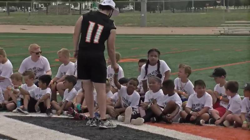UTPB Football Kids Camp