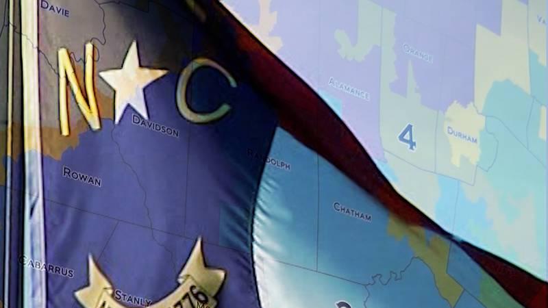 North Carolina preps to redraw political battle lines