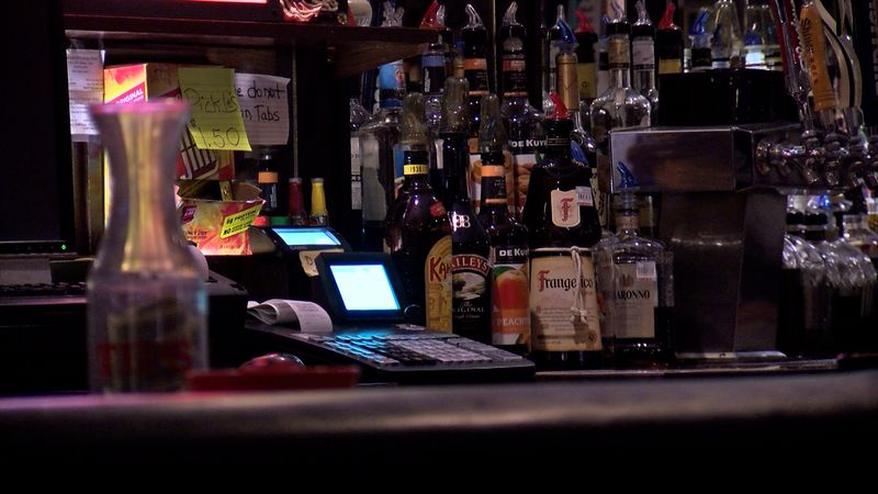 VFW Post 4372 in Odessa is one of many bars in the Permian Basin forced to shut down a third...