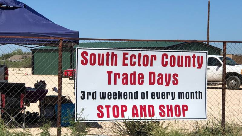 South Ector County Trade Days