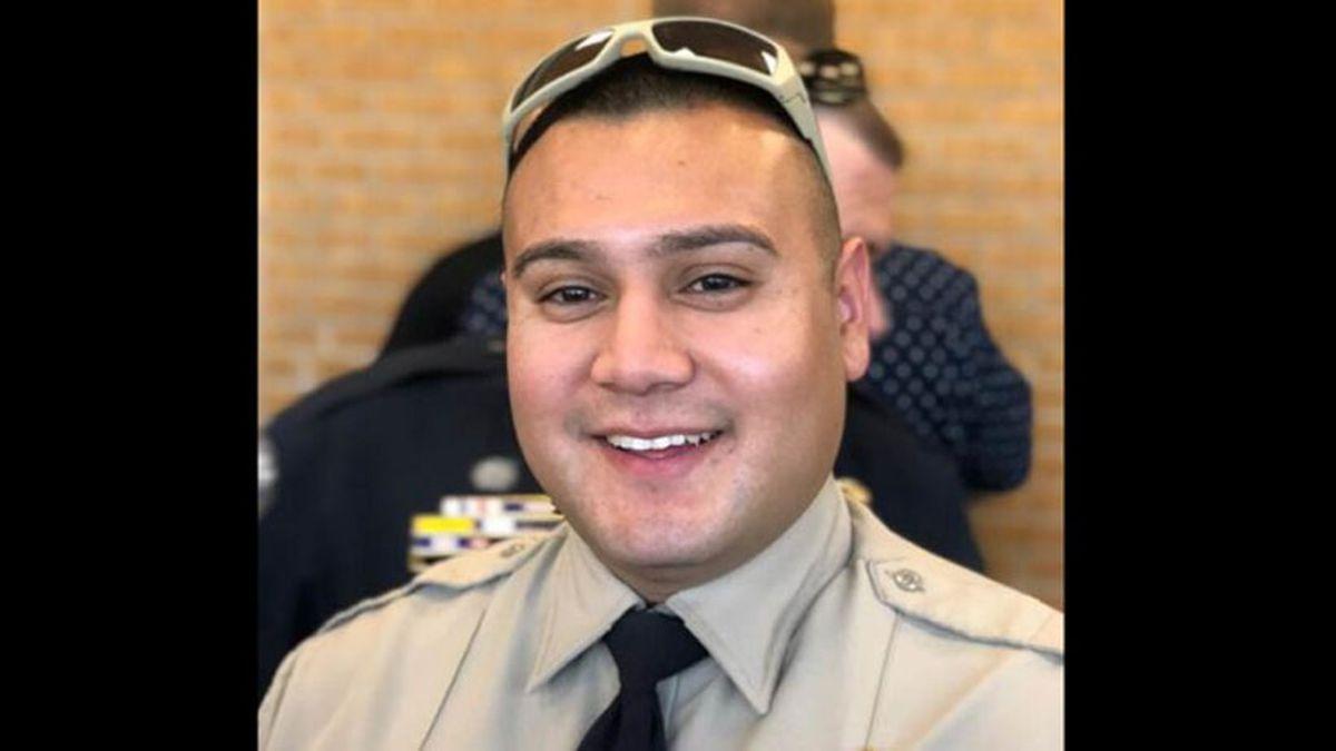 Gaines County Deputy Alex Martinez died Wednesday Jan. 6.