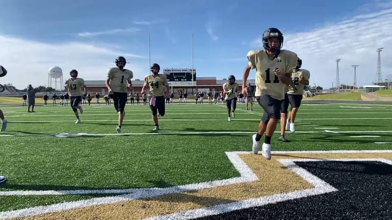 The Andrews Mustangs made the playoffs last season, but have their sights set on a deeper...