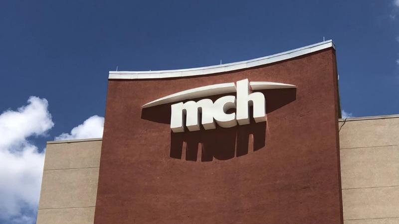 Medical Center Hospital en Odessa, Texas.