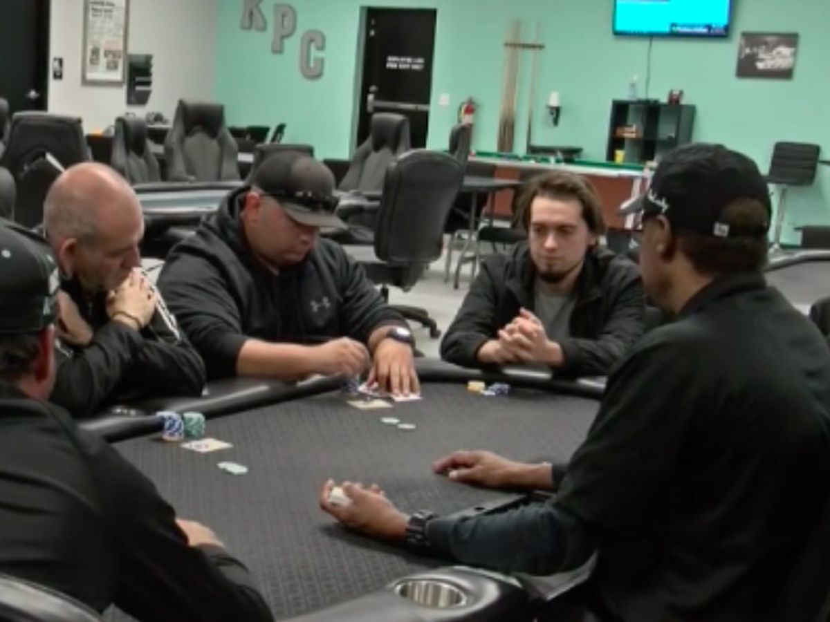 Midland Poker Club Owner Explains How They Stay Legal