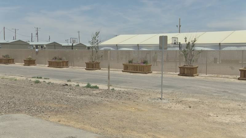 Pecos Migrant Holding Facility