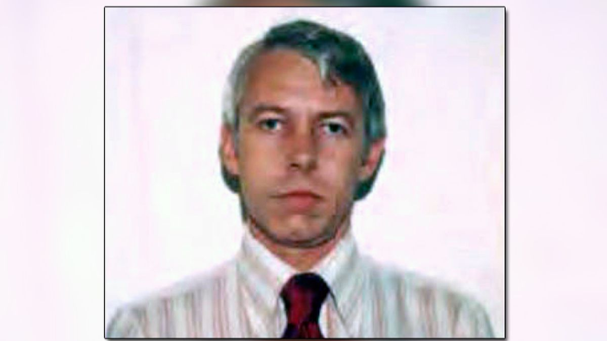 This undated file photo shows a photo of Dr. Richard Strauss, an Ohio State University team doctor employed by the school from 1978 until his 1998 retirement. Investigators say over 100 male students were sexually abused by Strauss who died in 2005. The university released findings Friday, May 17, 2019, from a law firm that investigated claims about Richard Strauss for the school. (Ohio State University via AP, File)