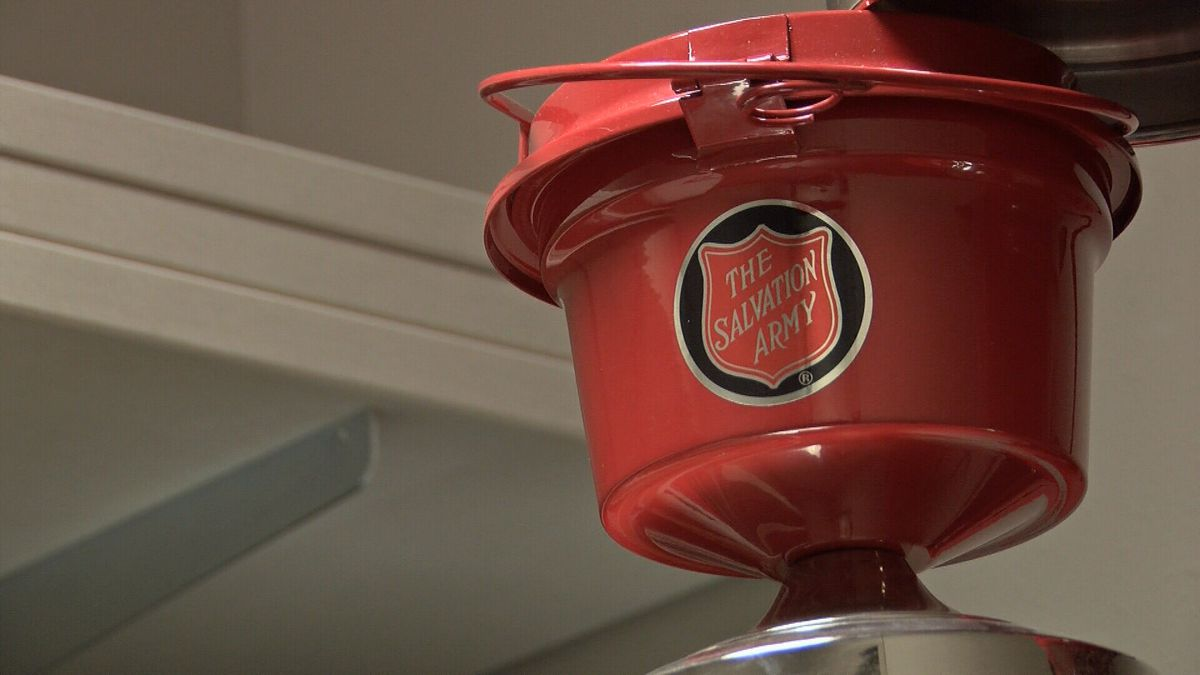 The non-profit is starting its Red Kettle donations earlier due to COVID-19.