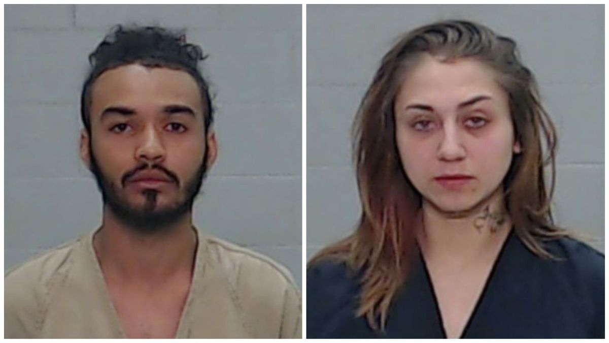 Desmond Tuggle, 21, and Destiny Barrera, 19. (Mugshots courtesy of the Odessa Police Department)