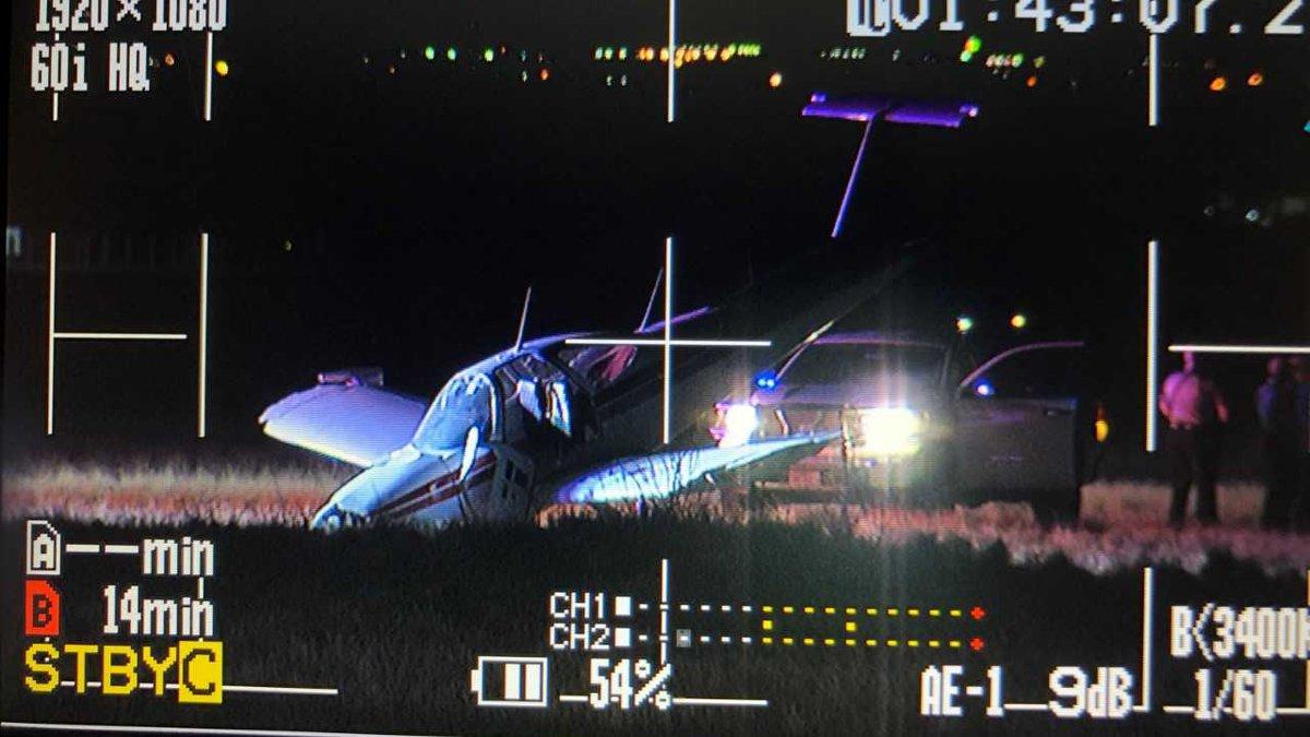 Image captured by CBS 7 News crews on scene