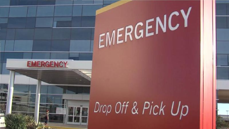 Midland Memorial Hospital. (CBS 7 File Photo)