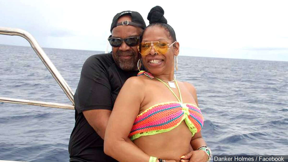 Engaged Maryland couple Edward Holmes and Cynthia Day were found dead in their hotel room in...