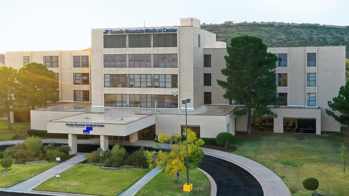 Scenic Mountain Medical Center in Big Spring, Texas.