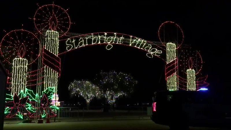 Starbright Village opens Thursday